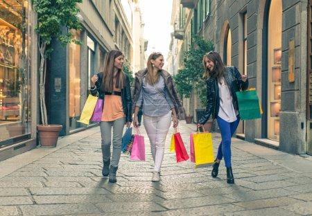 Crazy shopping