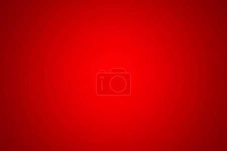 Abstract red background with vignette ,3d illustration. Empty space