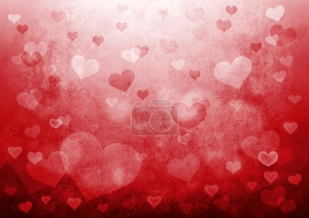 Heart background