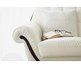 Reading, Sofa