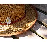 Hat, Straw hat