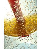 Beverage, Glass, Liquid, Straw