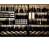 Wine bottle, Bottles, Wine rack