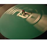Record, Vinyl, Turntable