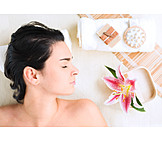 Beauty & cosmetics, Resting, Wellness & relax, Relaxation, Body care