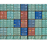 Cargo container, Freight transportation