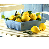 Citrus fruit, Mediterran, Lemon