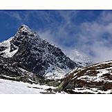 Glacier, Kaunertal