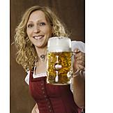 Indulgence & Consumption, Beer, Oktoberfest, Wait Staff