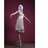 Baroque style, Ballet dancer, Dancer, Rococo