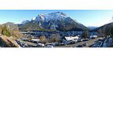 European alps, Karwendel, Mittenwald