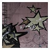 Climbing, Graffiti, Subculture, Sprayer