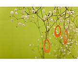 Easter bouquet, Easter decoration, Gypsophila, Gypsophila