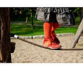 Rope, Balance, Playground