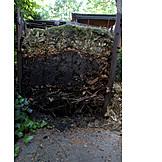 Compost, Compost heap