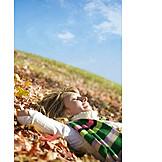 Relaxation, Autumn, Nature