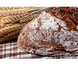 Bread, Crusty bread, Bread