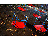 Carousel, Chain swing ride