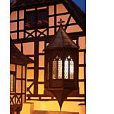 Wartburg, Eisenach, Nuremberg oriel