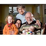 Family, Generations, Family portrait
