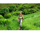 Hiking, Hiking, Hiker