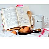 Baking, Recipe, Baking book