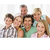Family, Generation, Family portrait