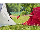 Thirsty, Camping, Camping