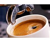 Coffee cup, Espresso, Coffee making