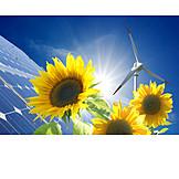 Energy production, Wind power, Energy generation, Solar energy