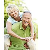 Love, Active seniors, Relationship, Couple