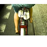 Cycling, Porterage