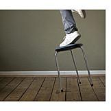 Domestic life, Accident, Balance, Fall