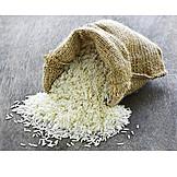 Rice, Sack, Rice sack