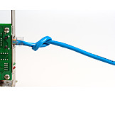 Disturbance, Network, Network connector