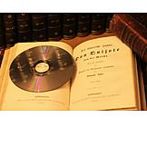 Book, Don quixote, Audio book