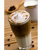 Coffee, Latte macchiato
