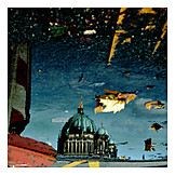 Berlin, Berlin cathedral, Abstract