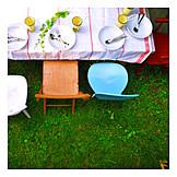 Table, Garden party, Garden picnic table, Children´s table