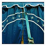 Entrance, Circus, Circus tent