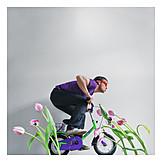 Childlike, Cyclists, Cycling