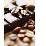 Chocolate, Coffee bean