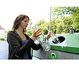 Recycling, Glass, Sewage