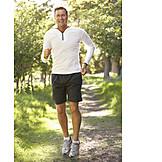 Sportsman, Running, Runner