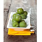 Olives, Green olives