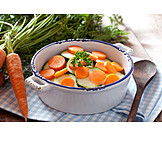 Carrot, Zucchini, Vegetables, Vegetables
