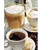 Coffee, Latte macchiato, Cappuccino