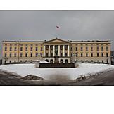 Oslo, Royal castle