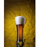 Indulgence & Consumption, Beer, Beer Glass