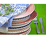 Plate, Plate stack